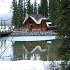 Emerald Lake, Canada by Ali Brown