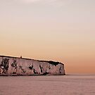 White Cliffs of Dover, UK by DanielleMarie1