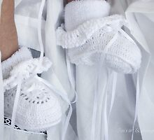 Baby Booties by Jan  Tribe