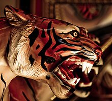 Tiger Carousel by Kathy Nairn