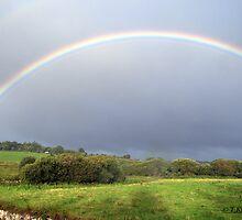 irish rainbow by TIMKIELY