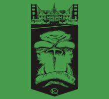 Gorilla King: SF Kids Clothes