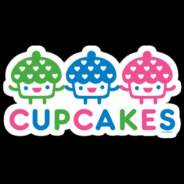cupcake Fun light by Andi Bird