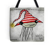 Jellyfish Boy Tote Bag