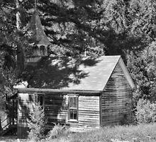Country Church by Stephen  Van Tuyl