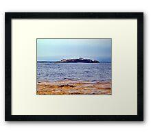 Indian Harbour, Nova Scotia Framed Print