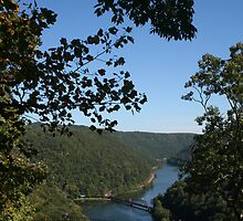 Hawks Nest State Park by fotoflossy