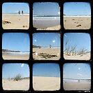 The Beach Through The Viewfinder - TTV by Kitsmumma