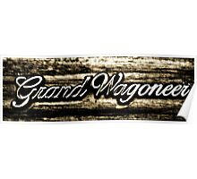 Grand Wagoneer Poster