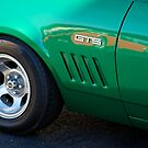 Holden GTS Green by Natsky