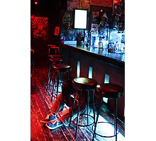Down and Out in Kabukicho Photographic Print