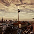 TV Tower, Berlin by Reinvention