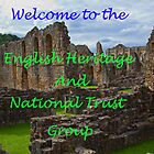 English Heritage and National Trust Group by Ray Clarke