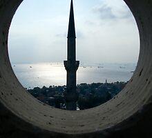Istanbul 1 by Patrick  Ellis