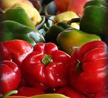 Fruits and Veggies by vigor