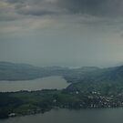 Lake Lucerne (Luzern), Switzerland by Matthew Walters