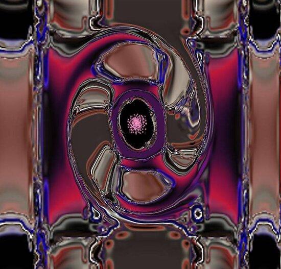 A Study In Purple by Deborah Lazarus