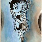 Betty Boop Los Muertos by TiaVamp