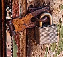 Lock it up by Jeffrey  Sinnock