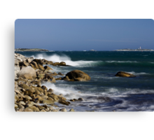 Power Of The Ocean Canvas Print