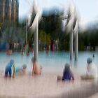 Tropical lagoon by LouD