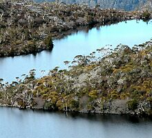 Lake Hanson, Cradle Mountain,Tasmania, Australia. by kaysharp