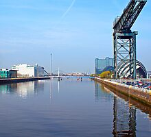 River Clyde by Mark Hossack