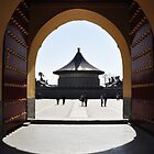 The Temple of Heaven - Beijing by darylbowen