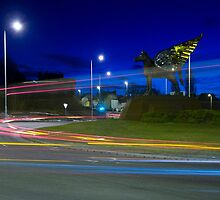van lines- running through the night by markbailey74