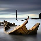 Rough n Smooth 2 - Saltwick Bay - Whitby - UK by Ian Snowdon /     www.downtoearthimages.co.uk