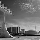 Empty city by Nayko