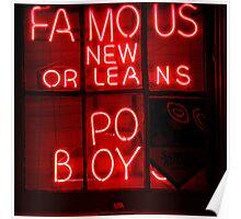 NightLife : Po' Boys Poster