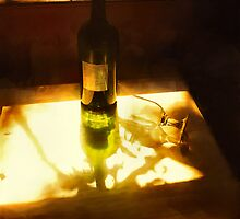 Sunshine Wine And Shadows   by Barry W  King