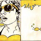 Summer of Yellow- Sophia by JessFlint