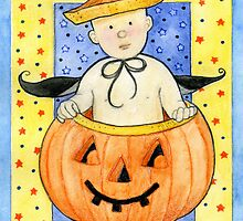 Pumpkin Baby by Laura J. Holman