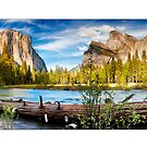 Yosemite by Kirk  Hille