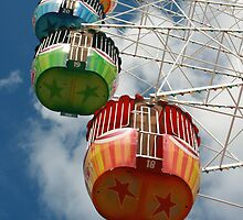 Ferris Carriages by Stephen Mitchell
