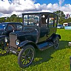 1921 Ford Sedan Model &#x27;T&#x27; by Trevor Kersley