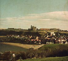 Vintage Whitby  by Sophie Croser