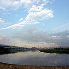Keelung River by Digby