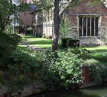 Merchant Adventurers Hall - York, England by Rees Adams