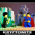 superman ,time to meet your doom! by markbailey74