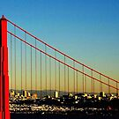 Golden Gate Bridge - San Francisco (USA) by Juergen Weiss