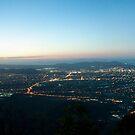 Mount Stuart Panorama by palmerphoto