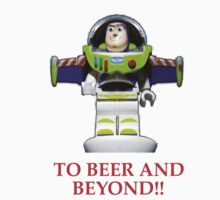 BUZZ ,TO BEER AND BEYOND! Kids Clothes