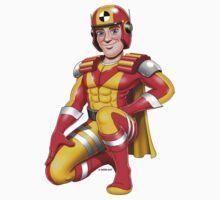 Superheroes - Speedy Jack by GerbArt