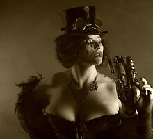 Steampunk VI by ARTistCyberello