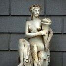 Statue of a Women by Buckwhite