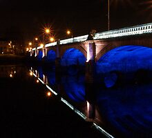 Bridge Over The Clyde by Louise Mixter