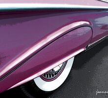 Classic Car 162 by Joanne Mariol